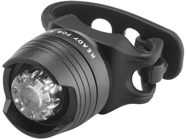 Cube RFR Diamond HQP Cykellygter white LED, black